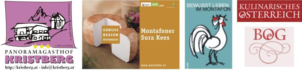 Genuss Region Montafon - bewusstmontafon - Kulinarisches Österreich